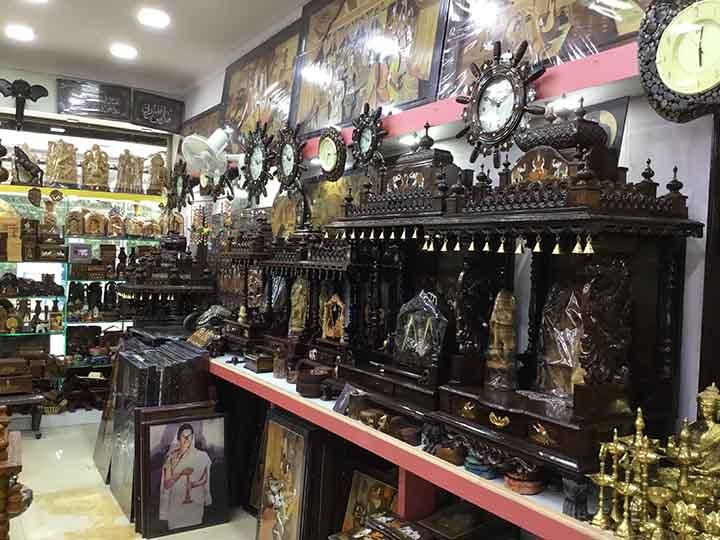 Mysore Cauvery Handicrafts And Silk Emporium Home Needs Shops In