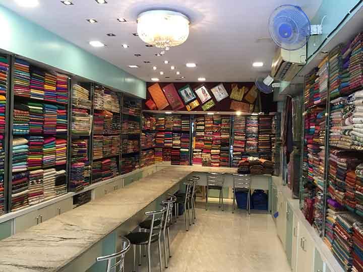 Mysore Cauvery Handicrafts And Silk Emporium Clothing Shops In